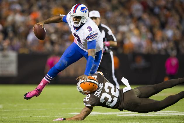 Bills vs. Browns: Takeaways from Buffalo's 37-24 Loss to Cleveland