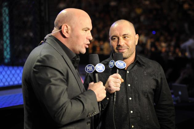 Ranking the 5 Best (and Worst) Commentators in MMA History