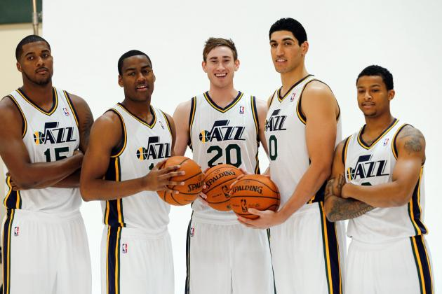 5 Things We Learned About the Utah Jazz During First Week of Training Camp