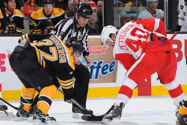 Previewing the Boston Bruins' 2013-14 Season Series with the Detroit Red Wings