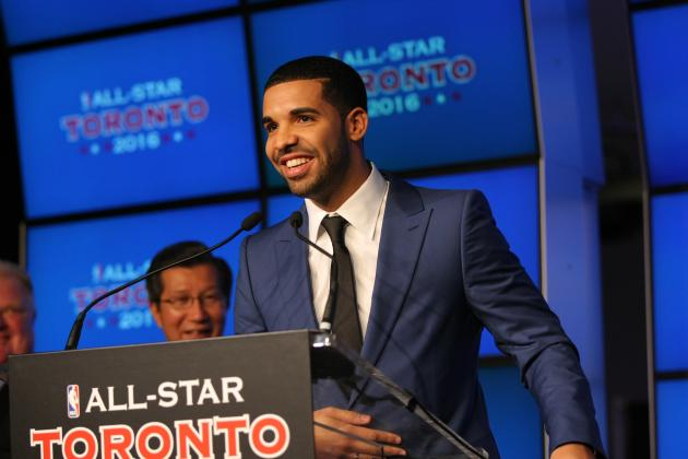 5 Ways Drake Can Help Bring Toronto Raptors Back to NBA Relevance