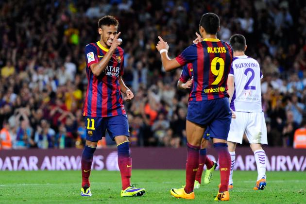 Barcelona vs. Valladolid: 6 Things We Learned
