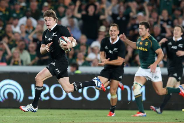 South Africa vs. New Zealand: 6 Things We Learned