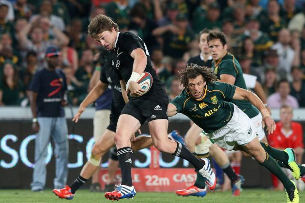 South Africa vs. New Zealand: Winners and Losers