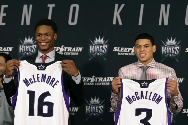 6 Things We Learned About Sacramento Kings During First Week of Training Camp