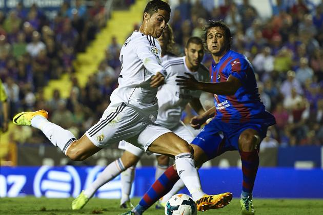 5 Talking Points from Real Madrid's Late Win Against Levante