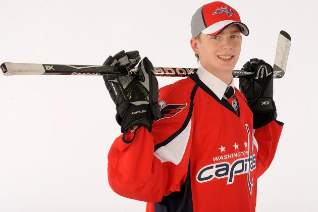 Washington Capitals Prospects Most Likely to Be Called Up in 2013-14