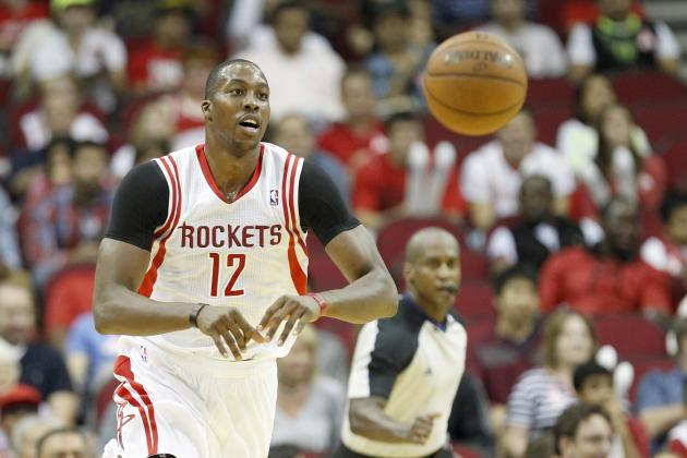 Rockets vs. New Orleans Pelicans: Grading Dwight Howard's Houston Debut