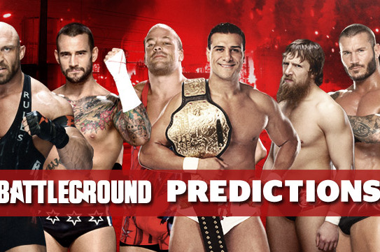 WWE Battleground 2013: GSM's Pick, Preview and Potential for Each Match