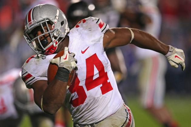 Ohio State vs. Northwestern: 10 Things We Learned from the Buckeyes' Win