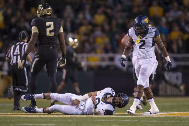 West Virginia vs. Baylor: 10 Things We Learned in Mountaineers' Loss