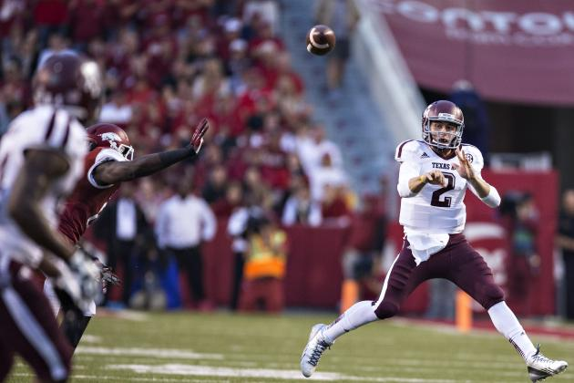 Texas A&M Football: 5 Startling Statistics from Aggies' 2013 Campaign