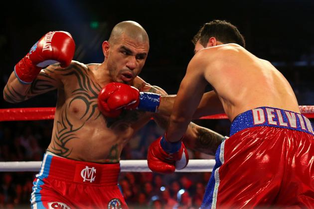What's Next for Miguel Cotto After TKO Victory over Delvin Rodriguez