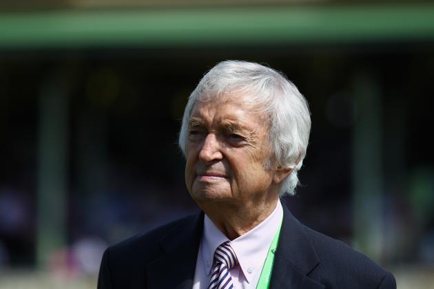 10 Great Richie Benaud Moments