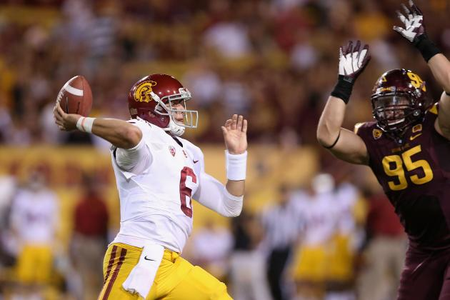 USC Football: 5 Startling Statistics from Trojans' 2013 Campaign