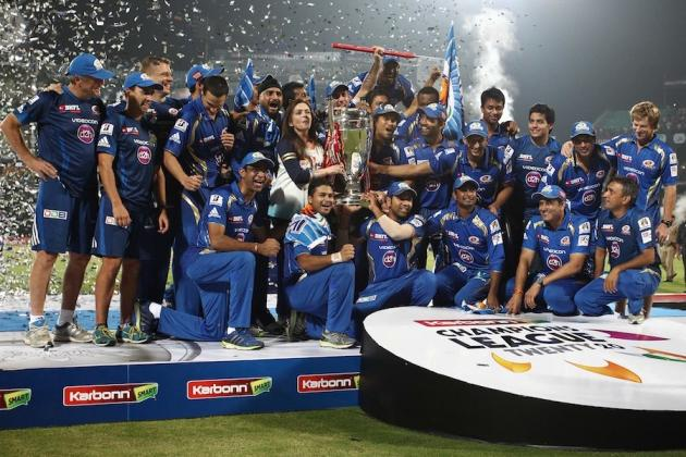CLT20: Team of the Tournament