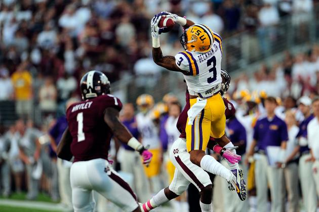 LSU Football: 5 Startling Statistics from Tigers' 2013 Campaign