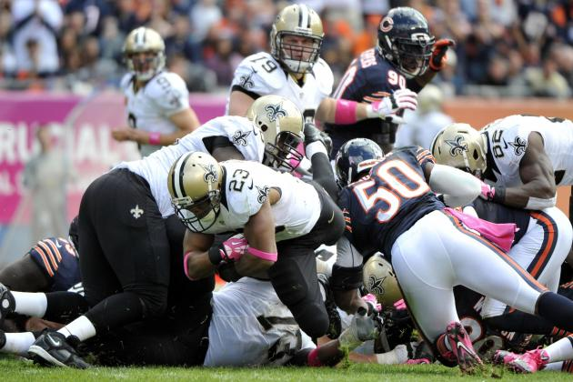 Saints vs. Bears: Takeaways from the Saints' 26-18 Victory over Chicago