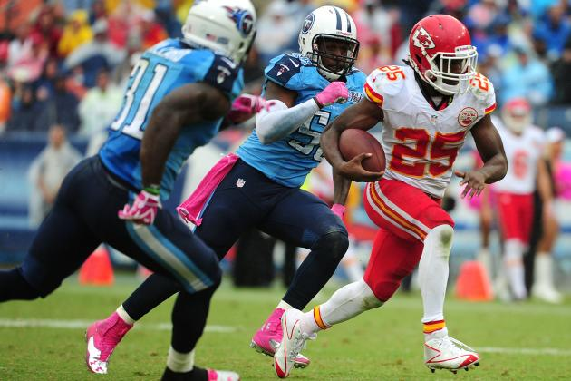 Chiefs vs Titans: Takeaways from Tennessee's 26-17 Loss to Kansas City