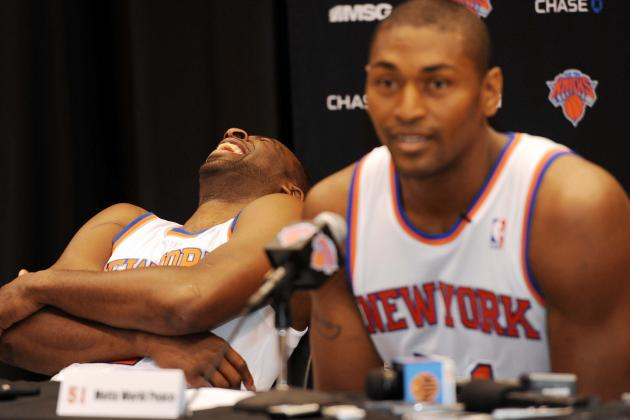 10 Things We Learned About NY Knicks During First Week of Training Camp