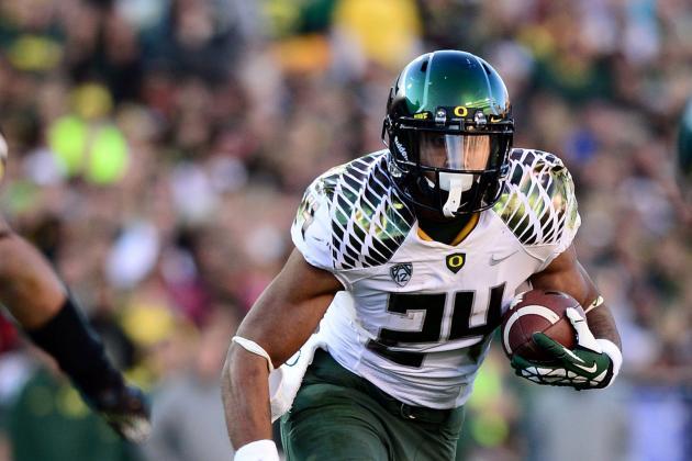 College Football Rankings 2013: Full Top 25 Breakdown for Week 7