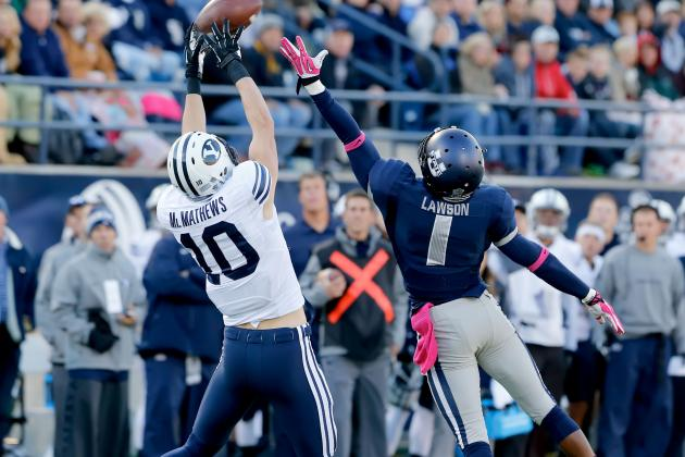 BYU Football: 5 Startling Statistics from Cougars' 2013 Campaign