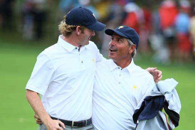 Winners and Losers of the 2013 Presidents Cup