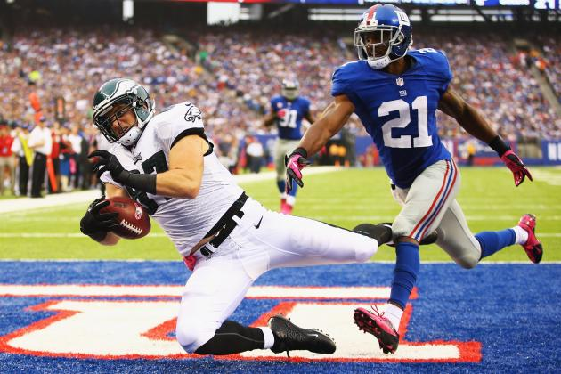 Eagles vs. Giants: Takeaways from New York's 36-21 Loss to Philadelphia