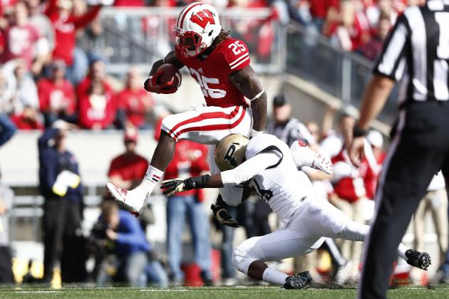 Wisconsin Football: 5 Startling Statistics from Badgers' 2013 Campaign