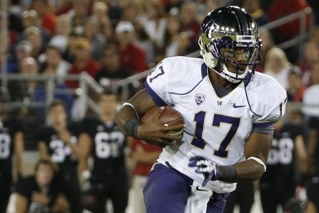 Pac-12 Football: Ranking Top 10 Performances from Week 6