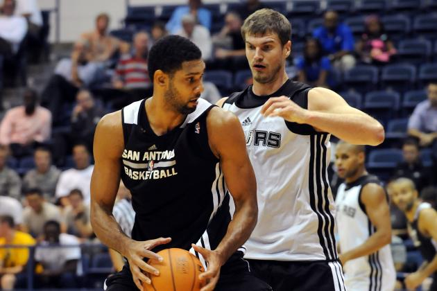 10 Things We Learned About San Antonio Spurs in First Week of Training Camp