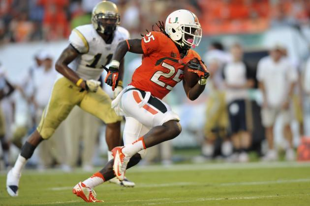 Miami Football: Startling Statistics from Hurricanes' 2013 Campaign
