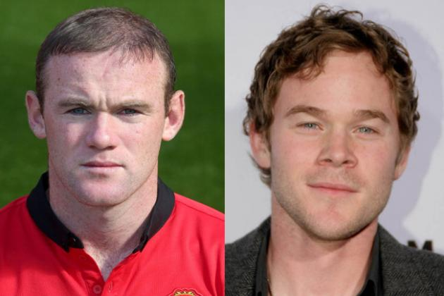 England Players and Their Celebrity Lookalikes
