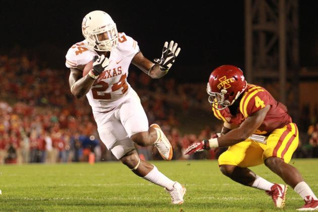 Texas Football: 5 Startling Statistics from Longhorns' 2013 Campaign