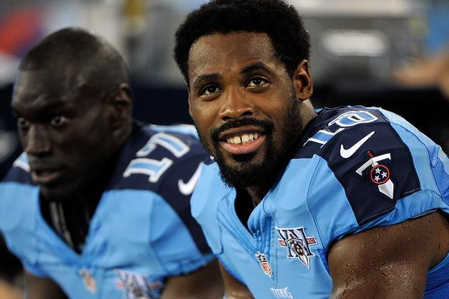 Tennessee Titans: 5 Potential Landing Spots for Kenny Britt