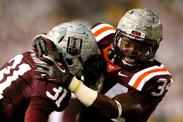 Virginia Tech Football: 5 Startling Statistics from Hokies' 2013 Campaign