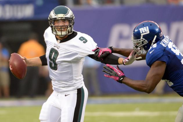 Philadelphia Eagles vs. New York Giants: Takeaways from Philly's 36-21 Win in NY