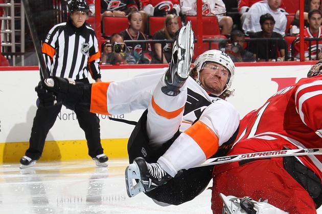 Reactions to Early Performances of Philadelphia Flyers' Top Stars