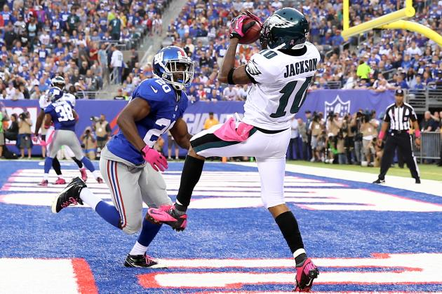 Who Stepped Up and Who Stepped Back for Eagles vs. Giants