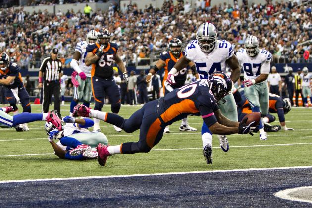 Broncos vs. Cowboys: Full Roster Report Card Grades for Dallas