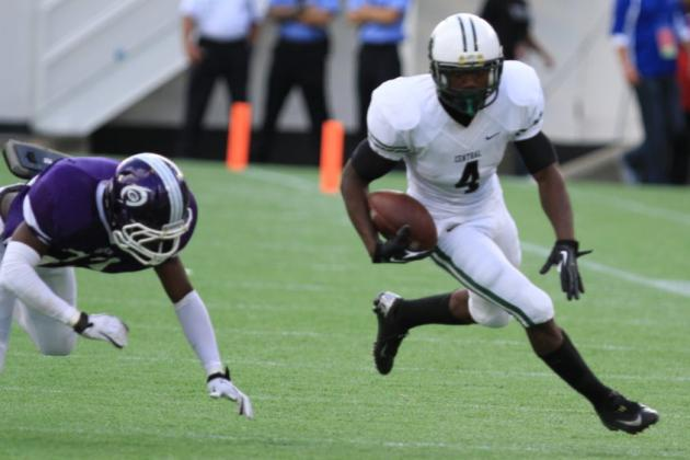 2014 College Football Recruits with Best 40 Times