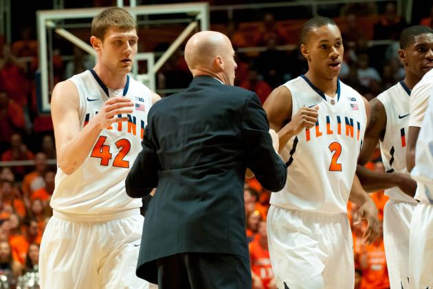Illinois Basketball: Previewing Fighting Illini's 2013-14 Nonconference Schedule