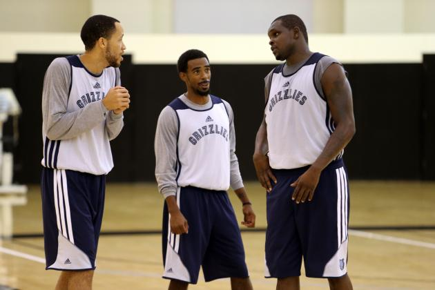 5 Things We Learned About Memphis Grizzlies During First Week of Training Camp