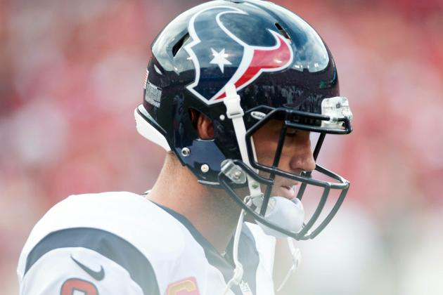 Texans vs. 49ers: Takeaways from Houston's 34-3 Loss Against San Francisco