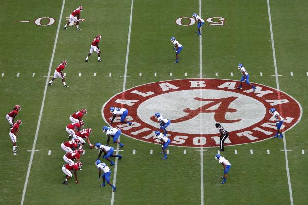 Power Ranking All 126 College Football Teams for Week 7