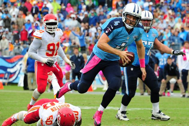 Chiefs vs. Titans: Full Roster Report Card Grades for Tennessee