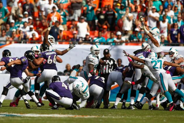 Ravens vs. Dolphins: Full Roster Report Card Grades for Baltimore