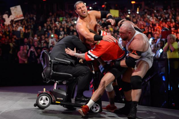 What's Next for CM Punk, Ryback and Paul Heyman After Battleground?