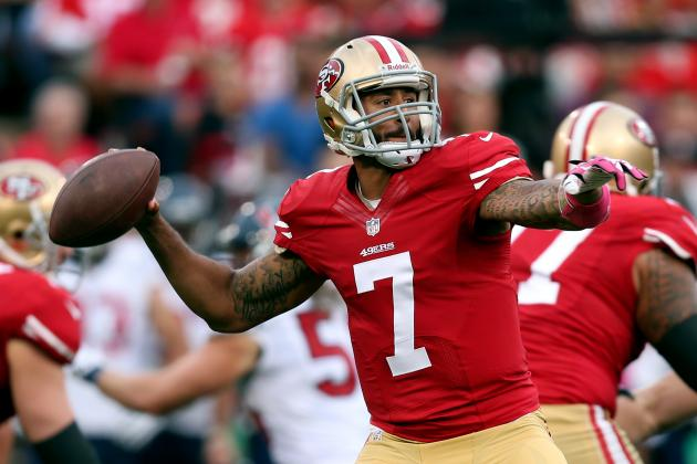 5 Areas the San Francisco 49ers Must Improve in Week 6 Contest