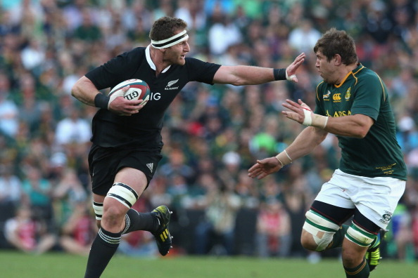 The Biggest Hits in World Rugby This Week: Rugby Championship Giants Collide